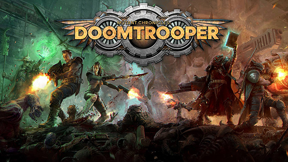 Doomtrooper is bringing a lost 90s CCG back to life