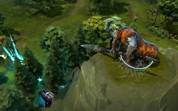 latest dota 2 patch introduces new hero magnus the magnataur