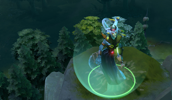 Dota 2 patch introduces Medusa the Gorgon and the Dark Chest