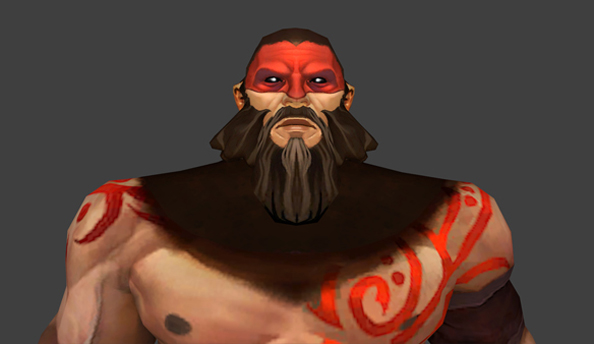 """Latest Dota 2 patch has """"embarrassing lack of content"""", beards"""