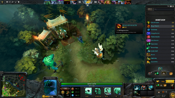 Dota 2 update fiddles with team matchmaking and throws in more compendium stretch goals