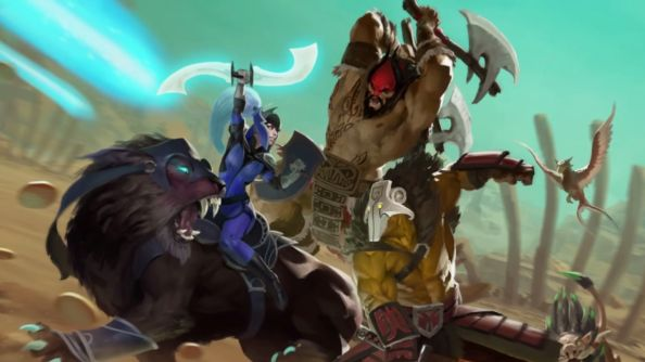 Dota 2 Reborn updated, includes ranked matchmaking and bonus coins