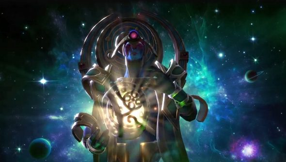 Dota 2 Foreseer's Contract