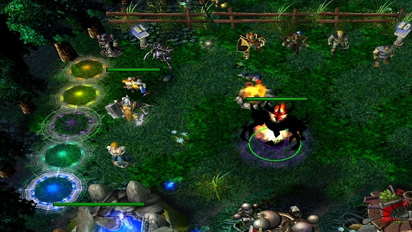 How Warcraft 3 S Modding Community Paved The Way For League Of
