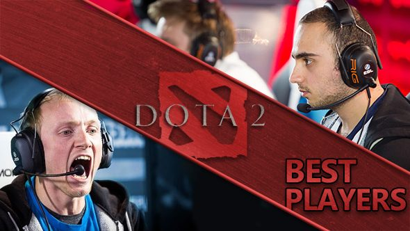Best Dota 2 players