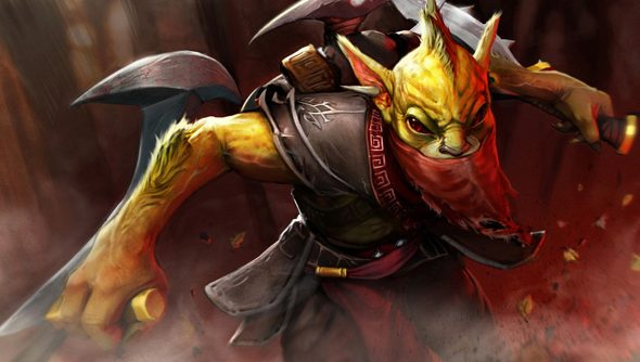 The Dota 2 International is just now kicking off, and will outlast this month and the next.
