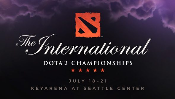 Dota 2 officially left beta in July last year. The International 2013 had taken place in August.