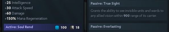 Dota 2 updated tooltips
