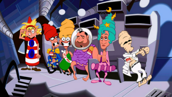 Scoop up Day of the Tentacle, Grim Fandango, and other favourites in the Double Fine sale