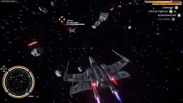 double damage ea star wars space sim