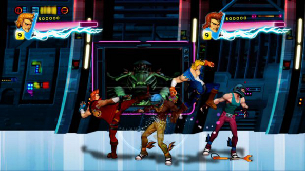 Double Dragon: Neon coming to Steam