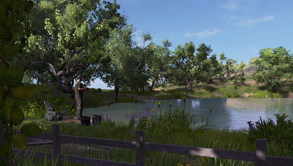 dovetail games fishing fish ai early access