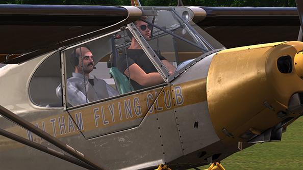 Dovetail Flight School instructor