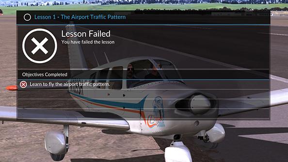 Dovetail Flight School failed