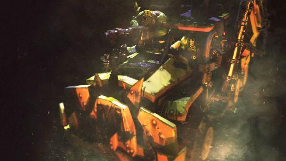 Dawn of War 3 Trukk