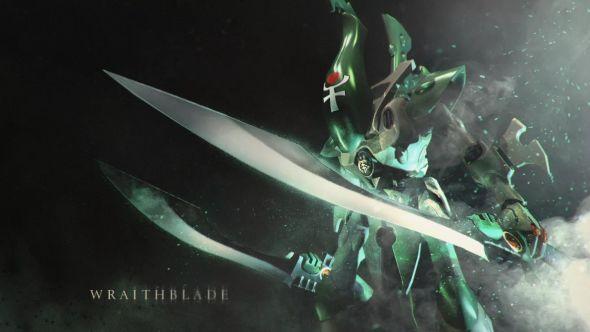 Dawn of War 3 Wraithblade