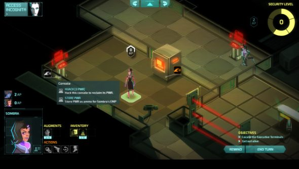 Invisible Inc Overwatch mod