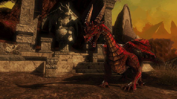Nagafen tamed: EverQuest's iconic worm lands in Dragon's Prophet as a pet