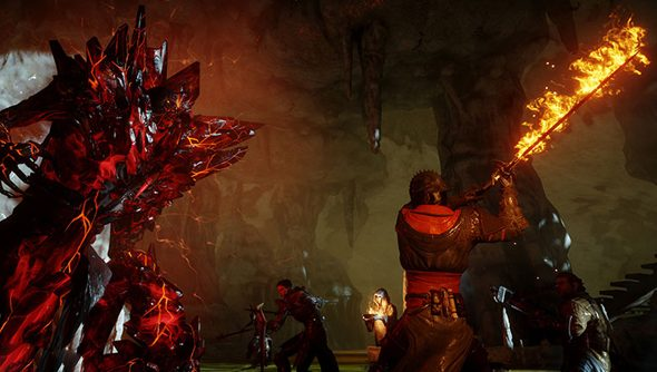Dragon Age: always better to inquire with friends.