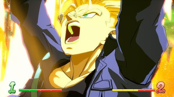 Dragon Ball FighterZ beta times