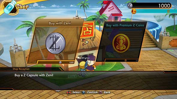 dragon ball fighterz loot boxes z capsules