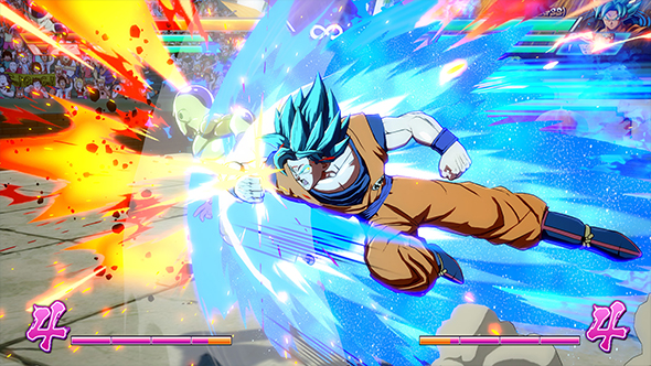 dragon ball fighterz pc steam player count
