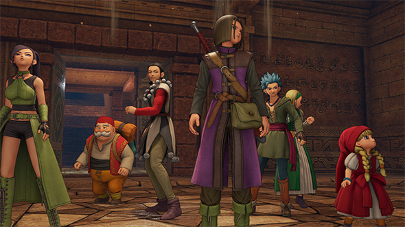 Dragon Quest 11 comes to Steam this September | PCGamesN