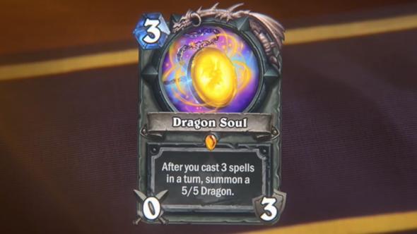 hearthstone kobolds and catacombs dragon soul