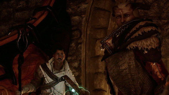Dragon Age: Inquisition E3 demo is chattier and more moustachioed than the last