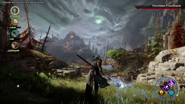 Dragon Age: Inquisition E3 demo