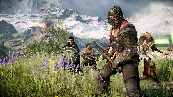 "Romances in Dragon Age: Inquisition will be ""more fluid and natural"""