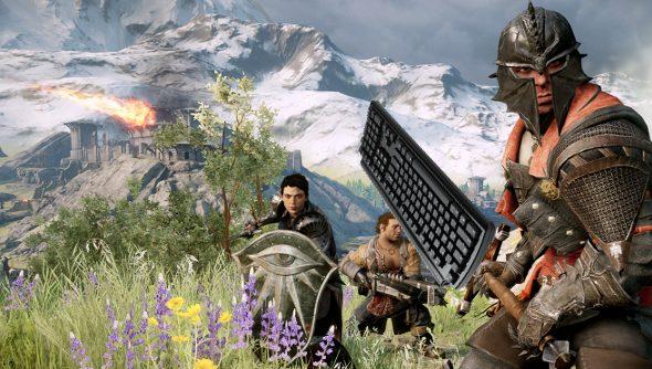 Dragon Age: Inquisition PC stream