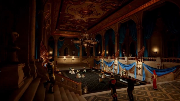 Dragon Age: Inquisition trailer shows off Orlesian decadence, lovely
