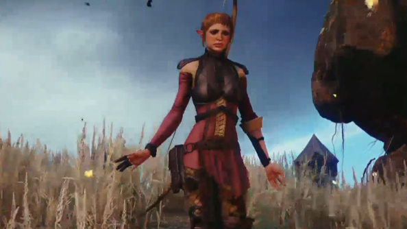 Dragon Age: Inquisition battle