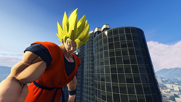 Play Dragon Ball Z/GT/Kai/Super Games Online