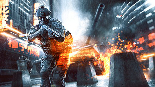 Battlefield 4: Dragon's Teeth adds a floating restaurant and a vanishing lake