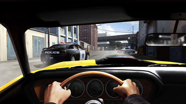 What the last Driver game can teach us about the next-generation of driving games