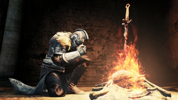 The curse is winning: physical version of Dark Souls 2 delayed for a week in the UK