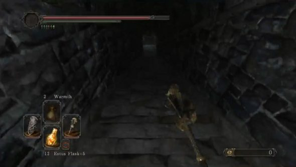 Dark Souls 2 first-person mod