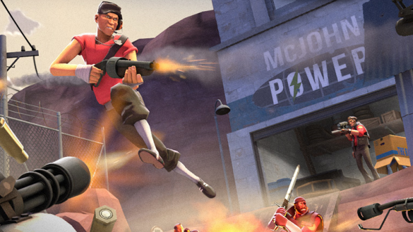 Team Fortress 2 Gun Mettle Campaign 2