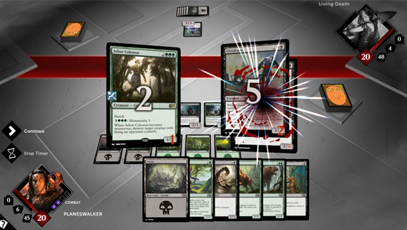 Magic the gathering duels of the planeswalkers 2015 wizards of the coast