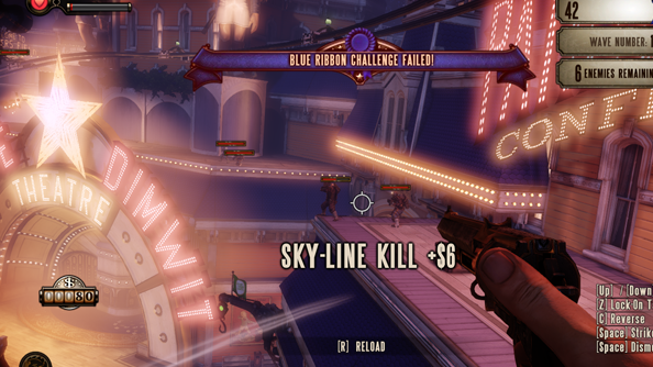 Bioshock Infinite: Clash in the Clouds PC Review