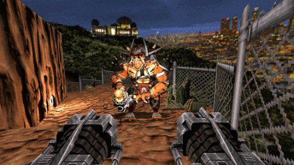 Duke Nukem 3D 20th Anniversary World Tour