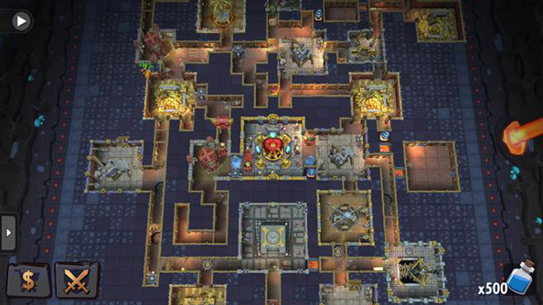 "EA's Frank Gibeau pinpoints mobile Dungeon Keeper's problem: ""We innovated too much"""