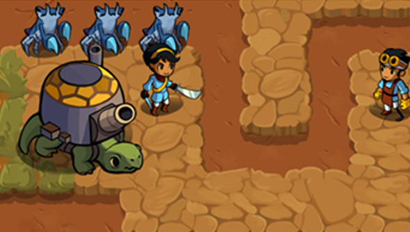 Defender's Quest 2 Level Up Labs