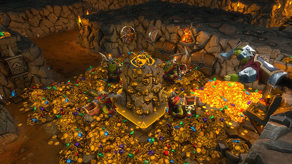 dungeons 2 free games