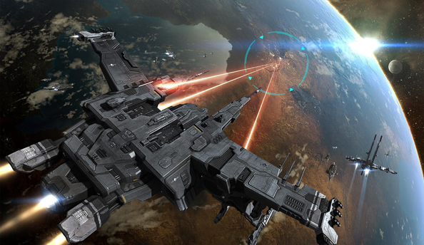 Dust 514 E3 trailer seeks to introduce new players to New Eden