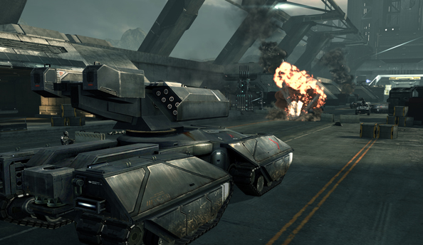 DUST 514 beta: how it links to Eve Online and why you should try it