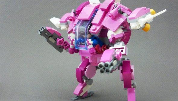 D.va Lego