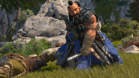 New tactical RPG The Dwarves, based on the best-selling novel, announced